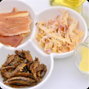 调理海产品风味提升